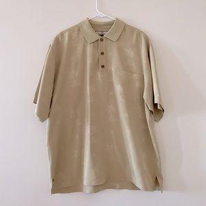 Tommy Bahama Button Down Dress shirt size L